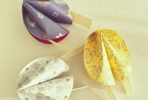 Brindes / Brindes em Origami. Gostou?  Compre em http://casadeorigami.lojaintegrada.com.br