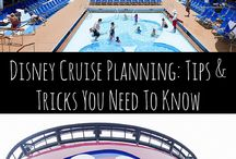 Disney World Cruises / Advice and strategies for deals on Disney Cruises, when to travel, ship amenities, and additional cruising tips!