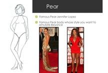 Pears shape