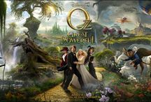All Things Oz  -#DisneyOzEvent / All things Oz related for the upcoming film Oz the Great and Powerful / by 2 Kids and a Coupon