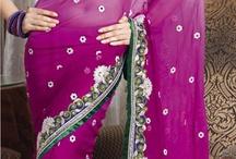 Exclusive Party Wear Saree