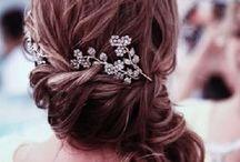 Wedding♡♥♡ / hair_beauty