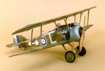 GUILLOWS / Balsa planes