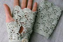 Crochet - gloves