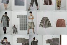 Japanese DIY fashion