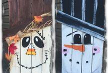 palle snømann