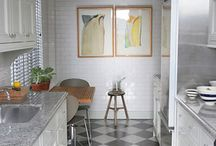 kitchen floor / by Patty Walsh