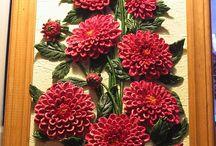 Κάδρο λουλουδι