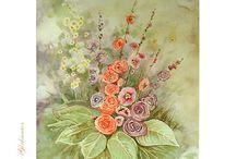 Daria Górkiewicz - Watercolor - Painting - akwarela