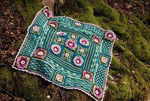 crochet for home -  blanket, rug, pillowcases