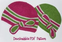 Sombreros crochet / by Digna Ramos