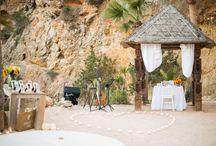 Beach Marriage Proposal in Ibiza