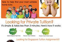 Home Tutor Singapore