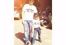 father son tees