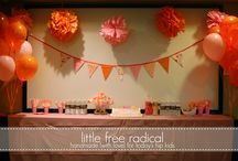 Baby shower / by Chandra Coots
