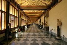 Uffizi Gallery in Florence / Welcome to our portal! Here you can visit Florence's wonders from the comfort of your own home and buy the unique and valued products made in Italy.