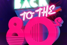 80s Retro Art / Retro Art 80s Style.