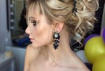 Beautiful hairdos / Pictures and step-by-step tutorials of hairdos for wedding, prom and what not