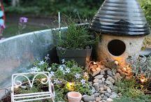 Mini Ogródek czyli mini garden / Brak Ci miejsca na realizację ogrodniczej pasji? A może jesienią czy zimą nie możesz już doczekać się prac ogrodowych? Jeśli tak, to ogrodnictwo w wersji mini jest właśnie dla Ciebie!