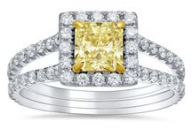 Radiant Engagement Rings / Engagement ring settings that feature a radiant cut center stone. deBebians offers both diamond and gemstone engagement rings in an array of shapes, setting types, and precious metals.