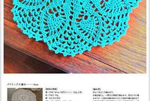 Doily and Table Cloth Crochet