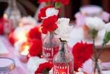 ideas for Erins wedding