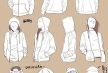 clothes drawing reference