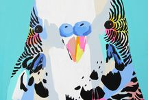 Birds - Parrots