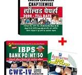 IBPS PO Book / IBPS Bank PO/MT/SO CWE - IV Practice Work Book (Including Solved Papers (With CD)  Details IBPS Bank PO/MT Probationary Officer/Management Trainee Common Written  Examination Practice Work Book (With CD in Hindi Medium) 35 Model Practice sets 17 Current Affairs 11 Model Solved Papers