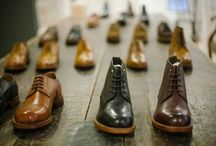 "Freemans Sporting Club x Grenson / We hosted a pop-up shop with Freemans Sporting Club – a ""one-stop shop for gentleman's essentials"". The Pop-up showed a range of new styles from our Spring/Summer '14 collection, which includes our new triple-welt brogue available for the first time in the U.S."