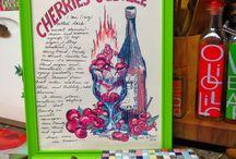 Art - Chef Alfredo Kitschy Recipes