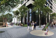 ЖК «New York Concept House» / Идеологи ЖК «New York Concept House» решили создать в Киеве пространство для жизни, которое отвечало бы мировому уровню, а также воплощало в себе яркий нью-йоркский стиль.  Проектировщики и архитекторы отправились в Нью-Йорк для изучения лучшего мирового опыта в дизайне, архитектуре и строительстве, чтобы перенести частичку Манхэттена в украинскую столицу. Застройщик хочет создать современный архитектурный шедевр в центре столицы.