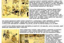 OROSZKÖNYV / Általános iskolás illusztrációk