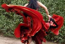 Spanish and gypsy dance