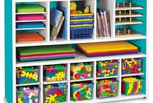 Classroom Decor/Storage/Bulletin Board Ideas / by Vlee005