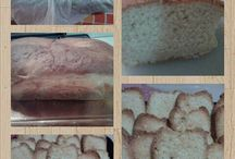 Pizze,pane e prodotti da forno