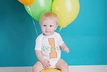 First Birthday Ideas / by Sarah Harrison
