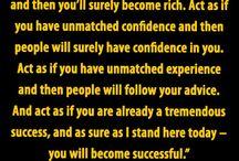 Quotes - Success
