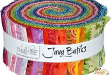"""Delicious Jelly Rolls / Quilts made using 2 1/2"""" strips"""
