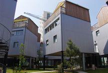 Architecture Pilotis
