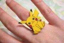 anillos pokemon