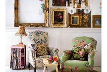 Fashion Trends in the Home / A look at some of this year's fashion trends and working them into the home.  / by ACHICA