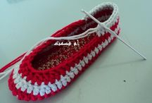 crochet and knit / by Kirti Kanwar