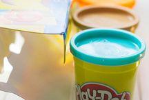 Plasti Play-doh / ideas para hacer con plasti de play-doh