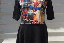 Strikkaklær / Ferdigstrikkede klær til sals