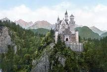 Scenery for Fantasy World