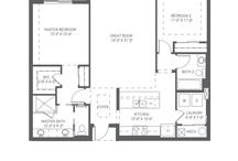Naples Square Floorplans / by Naples Square