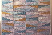 Triangle / Diamond Quilts / by Beverly Francis