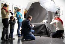 2014 FELINEUSOWE MODELKI W STUDIU RZESZOWSKIEGO STOWARZYSZENIA FOTOGRAFICZNEGO / styczeń 2014