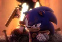 Shedow the hedgehog